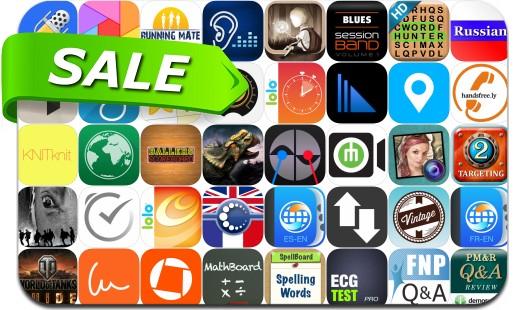 iPhone & iPad App Price Drops - November 30, 2015
