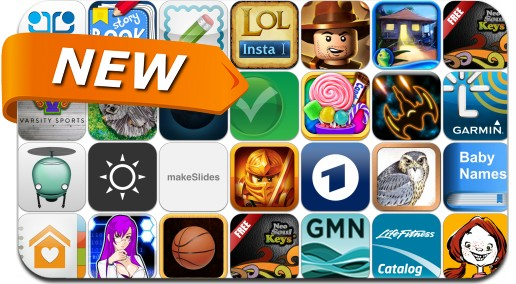 Newly Released iPhone & iPad Apps - March 19