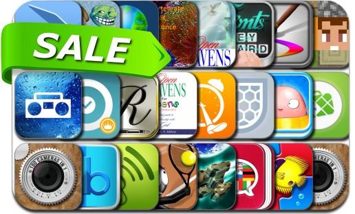 iPhone & iPad App Price Drops - September 16