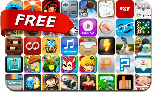 iPhone & iPad Apps Gone Free - August 22