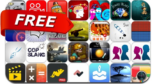 iPhone & iPad Apps Gone Free - February 2, 2014