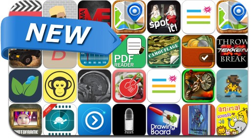 Newly Released iPhone & iPad Apps - February 17, 2014