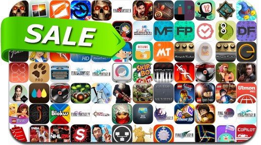 iPhone & iPad App Price Drops - December 18, 2015