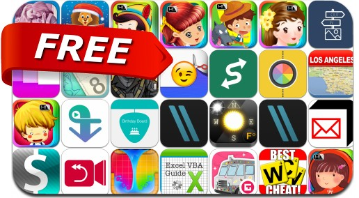 iPhone & iPad Apps Gone Free - November 9, 2014