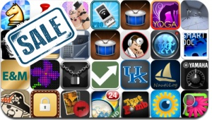 iPhone and iPad Apps Price Drops - July 8