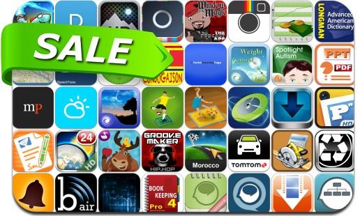 iPhone & iPad App Price Drops - August 18