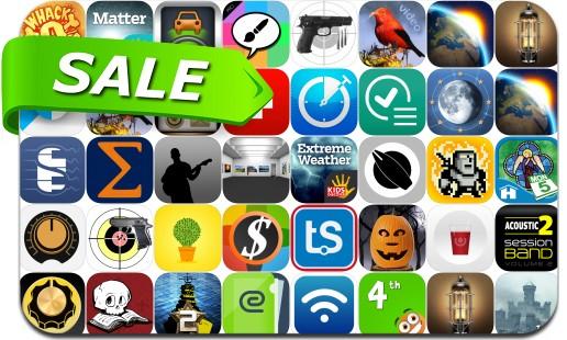 iPhone & iPad App Price Drops - October 9, 2015