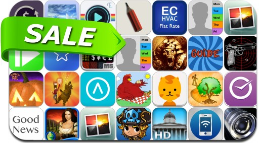 iPhone & iPad App Price Drops - February 19, 2014
