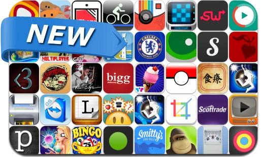 Newly Released iPhone & iPad Apps - July 11