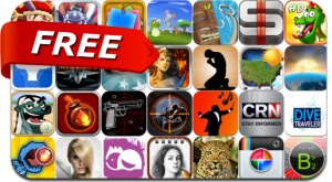 iPhone and iPad Apps Gone Free - January 8