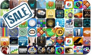 iPhone and iPad Apps Price Drops - July 21