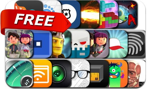 iPhone & iPad Apps Gone Free - August 24, 2018
