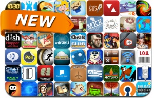 Newly Released iPhone and iPad Apps - January 18