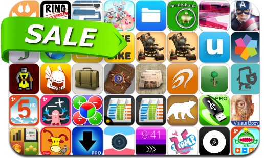 iPhone & iPad App Price Drops - April 29, 2014