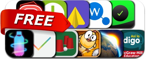 iPhone & iPad Apps Gone Free - November 1, 2015
