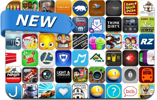 Newly Released iPhone & iPad Apps - August 23