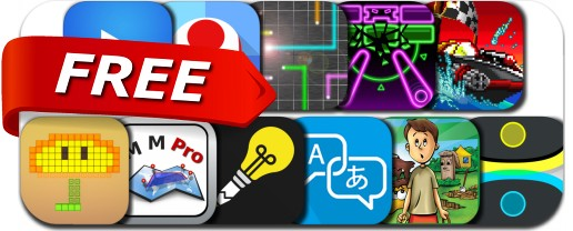 iPhone & iPad Apps Gone Free - April 12, 2018