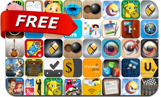 iPhone & iPad Apps Gone Free - June 20