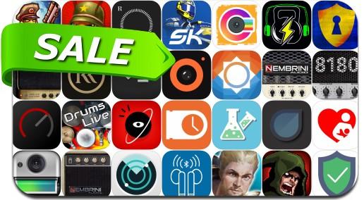 iPhone & iPad App Price Drops - August 15, 2020