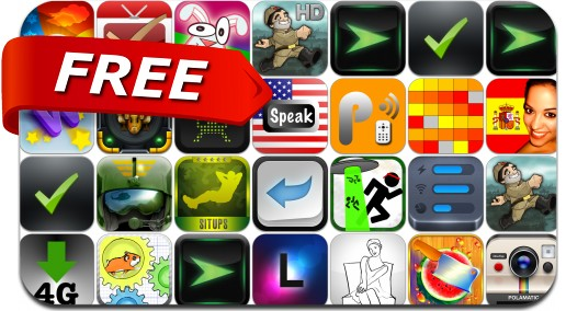 iPhone & iPad Apps Gone Free - March 10