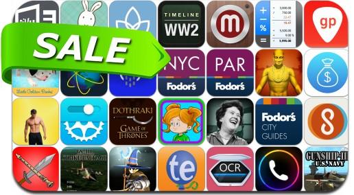 iPhone & iPad App Price Drops - January 13, 2015