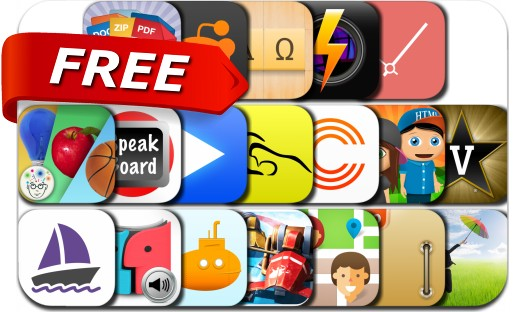 iPhone & iPad Apps Gone Free - June 3, 2015