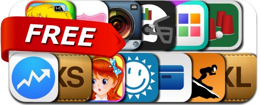 iPhone & iPad Apps Gone Free - August 31, 2015