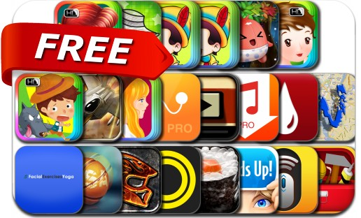 iPhone & iPad Apps Gone Free - November 23, 2014