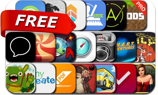 iPhone & iPad Apps Gone Free - December 23, 2015