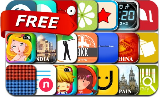 iPhone & iPad Apps Gone Free - December 8, 2014