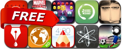 iPhone & iPad Apps Gone Free - July 19, 2016