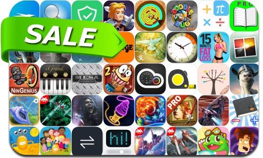 iPhone & iPad App Price Drops - August 13, 2018