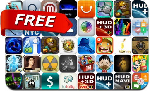 iPhone & iPad Apps Gone Free - August 21