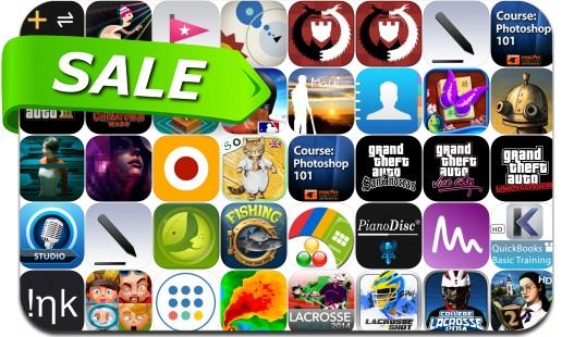 iPhone & iPad App Price Drops - October 11, 2016