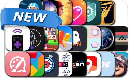 Newly Released iPhone & iPad Apps - April 12, 2021