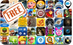 iPhone and iPad Apps Gone Free - November 14