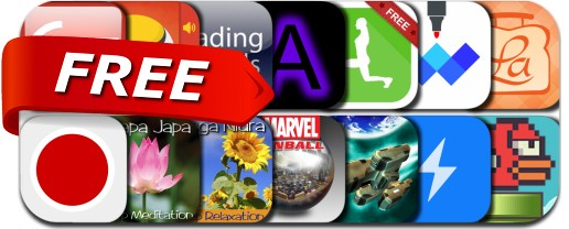 iPhone & iPad Apps Gone Free - June 22, 2015