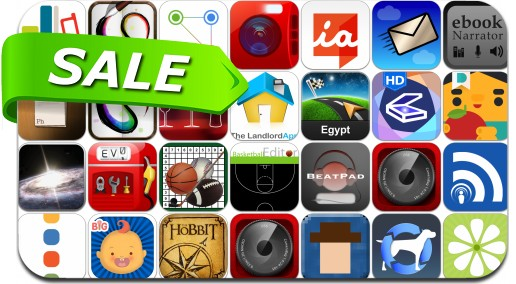 iPhone & iPad App Price Drops - February 3, 2014