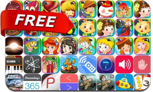 iPhone & iPad Apps Gone Free - November 7, 2015