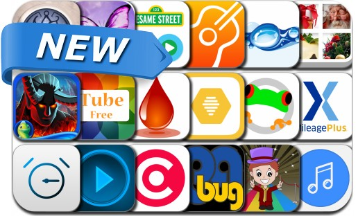 Newly Released iPhone & iPad Apps - November 25, 2014