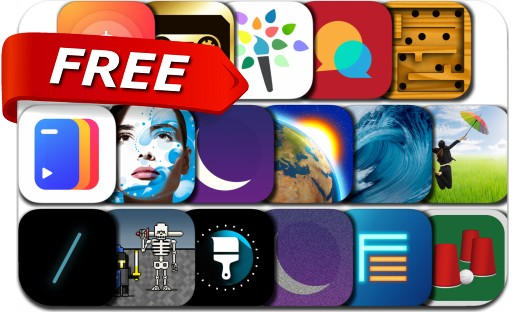 iPhone & iPad Apps Gone Free - July 17, 2017