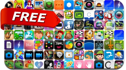 iPhone & iPad Apps Gone Free - November 29