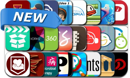 Newly Released iPhone & iPad Apps - August 30, 2014