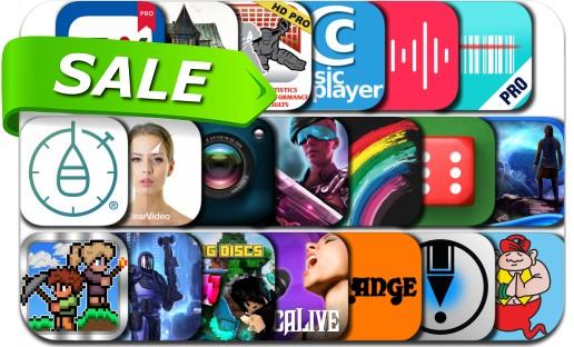 iPhone & iPad App Price Drops - October 2, 2018