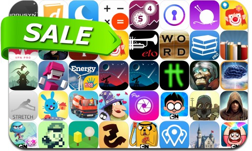 iPhone & iPad App Price Drops - May 23, 2017