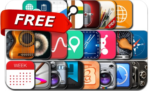 iPhone & iPad Apps Gone Free - July 15, 2014