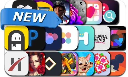 Newly Released iPhone & iPad Apps - March 25, 2020
