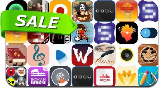 iPhone & iPad App Price Drops - April 7, 2016