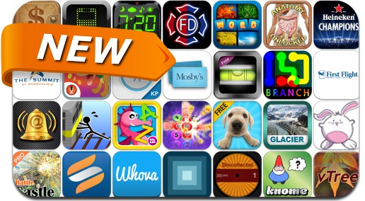 Newly Released iPhone & iPad Apps - March 4