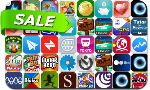 iPhone & iPad App Price Drops - February 13, 2014